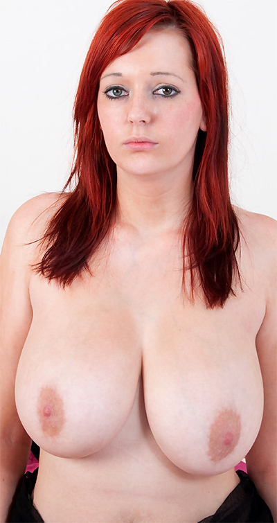 Paige Cute Shy Redhead With Big Boobs Busty Britain