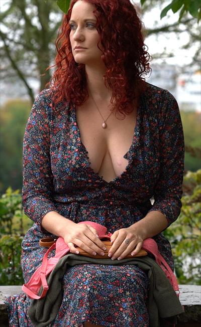 Seilschaften Exposed Redhead Frivolous Dress Order
