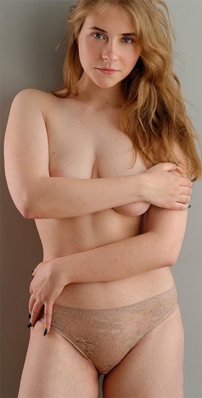 Shaiya Pale Blonde My Naked Dolls