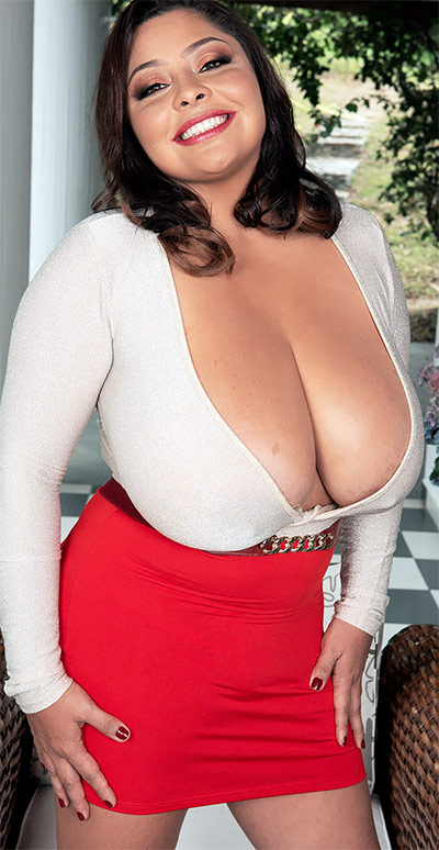 Full figured women latina naked