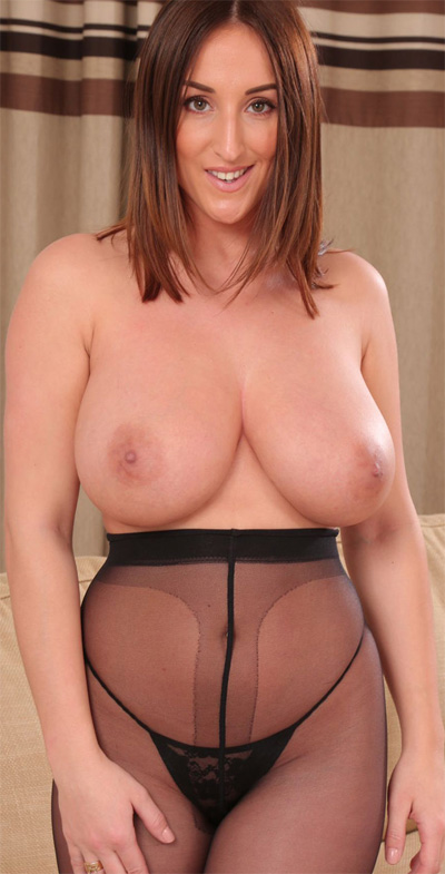 Stacey Poole Curvy In A Leotard Only Tease