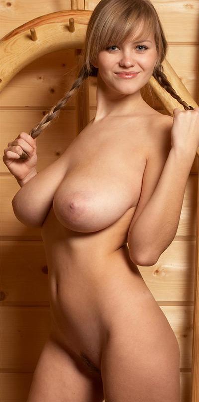 Svanhild Naked Farm Girl Domai