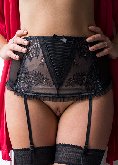 Tina Silk Robe XXL for My Naked Dolls