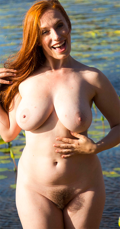 Titania By The Lake Nude Muse