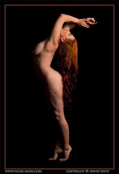 Titania Erotic Nude Muse