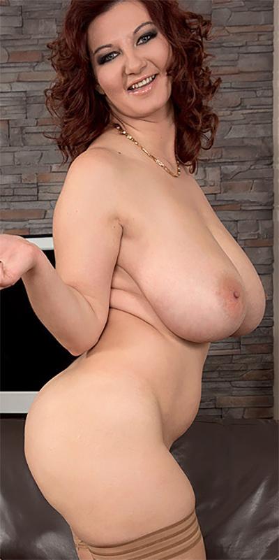 Big tits curvy asses big mature vanessa