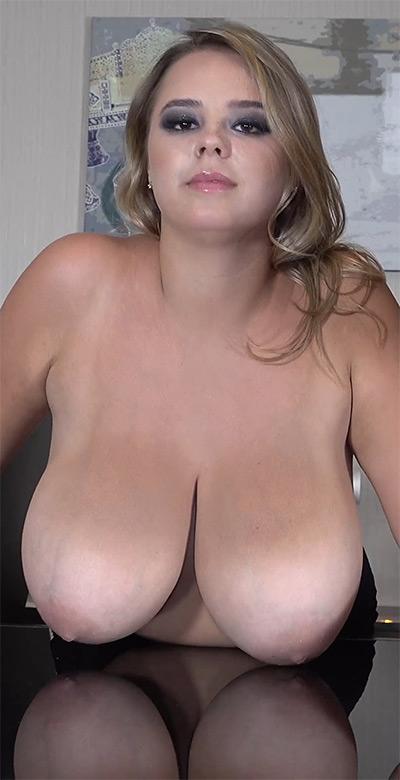 Vivian Blush Big Boobed Help Desk