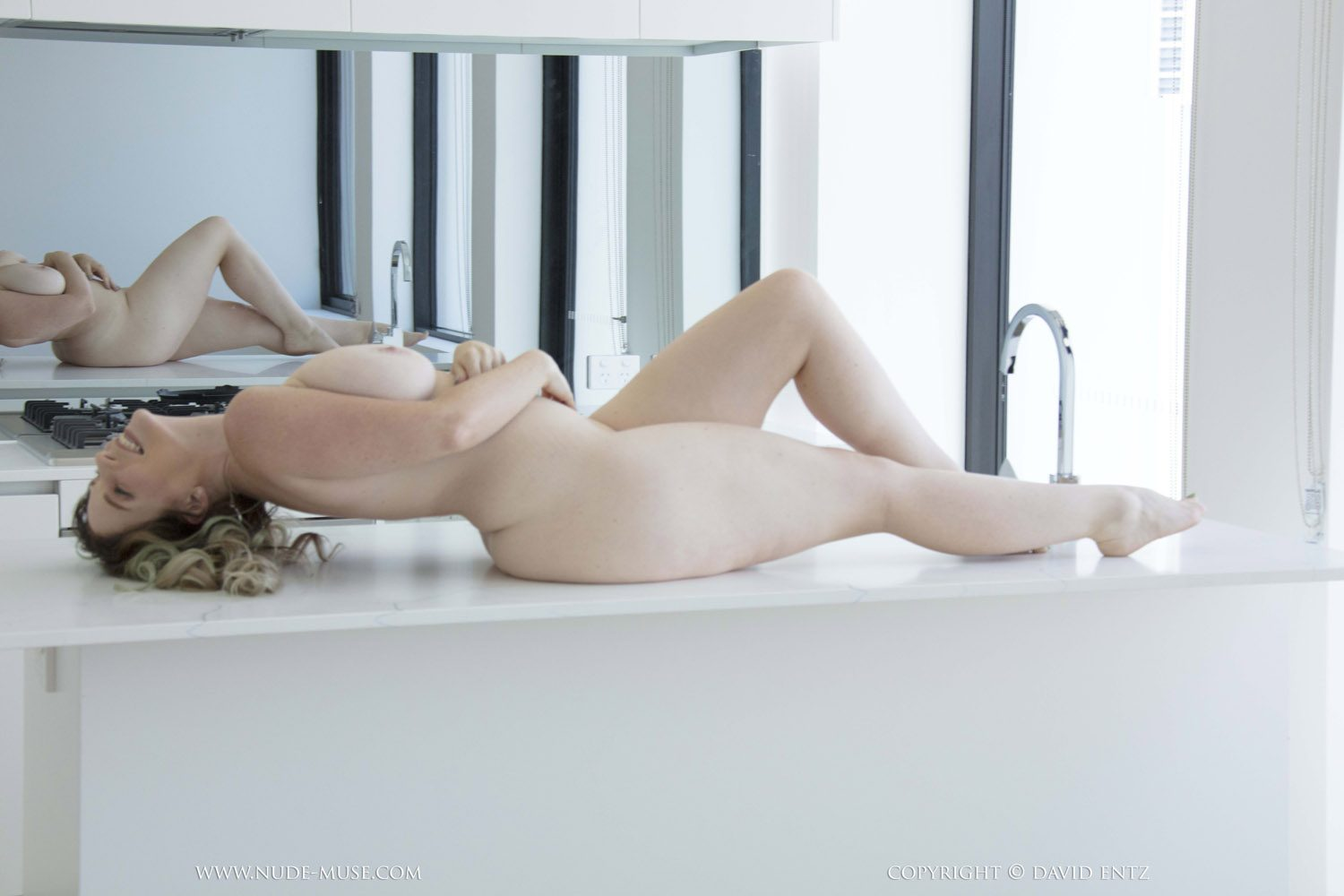 Avalon Kitchen Curves for Nude Muse - Curvy Erotic