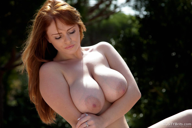 Charley Green Sun Terrace Busty Brits - Curvy Erotic