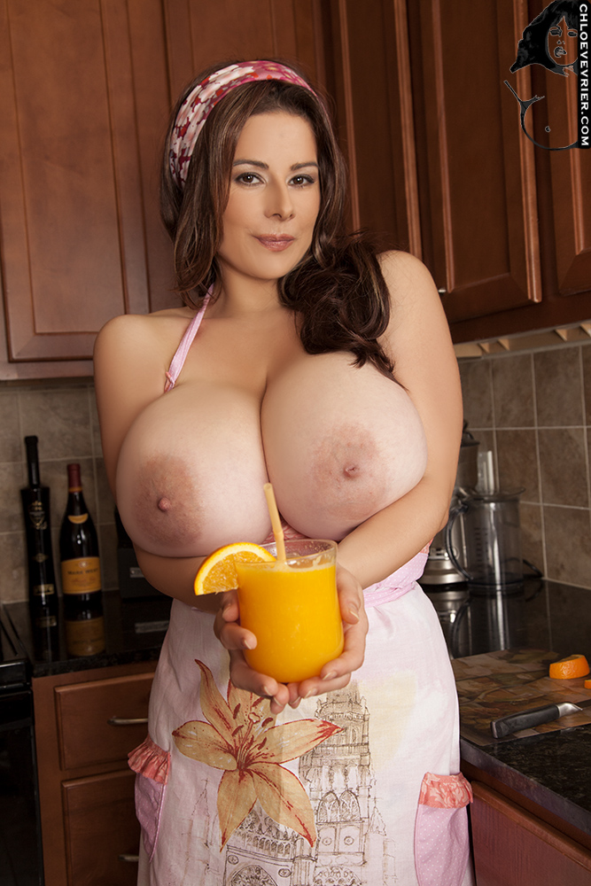 Chloe Vevrier Freshly Squeezed Melons
