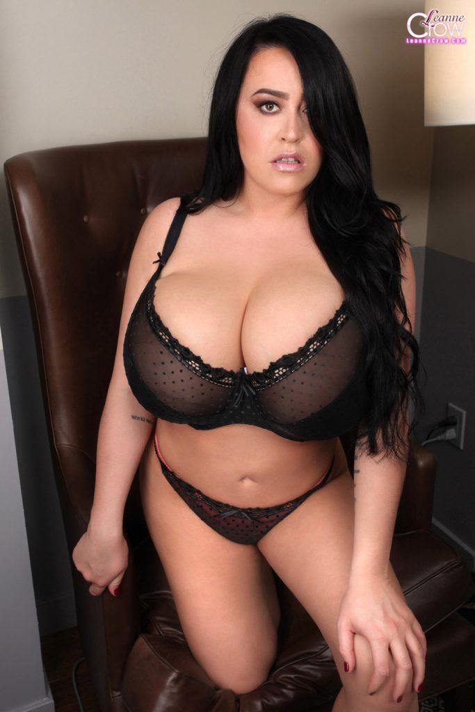 Emma just heavy boob lingeria way her