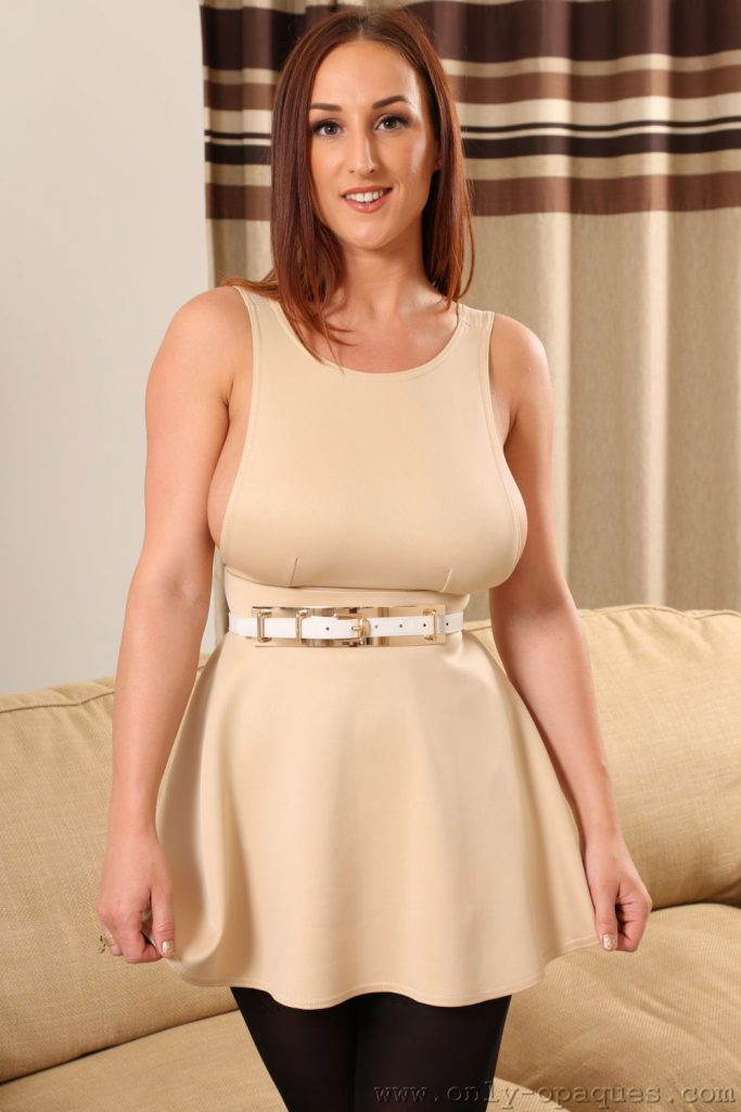 Stacey Poole Sleek Sexy Dress Only Tease