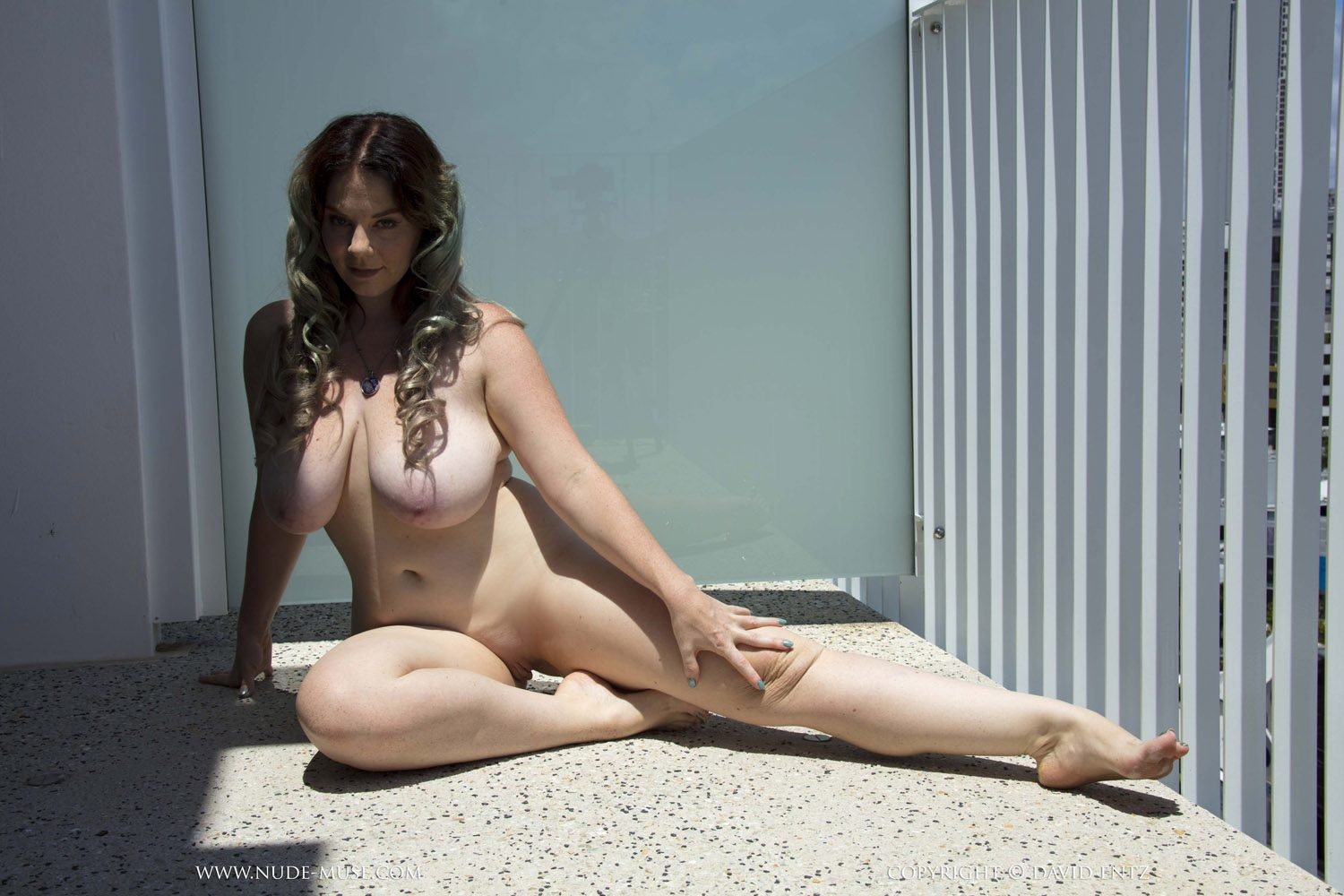 and nude Avalon