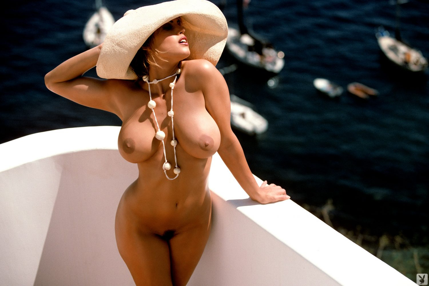 Sandra Taylor Classic Playboy Model