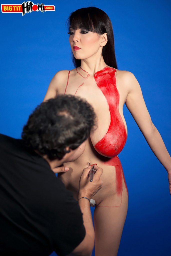hitomi tanaka nude pussy