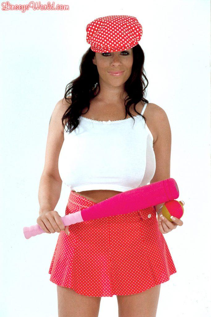 Linsey Dawn McKenzie Batter Up