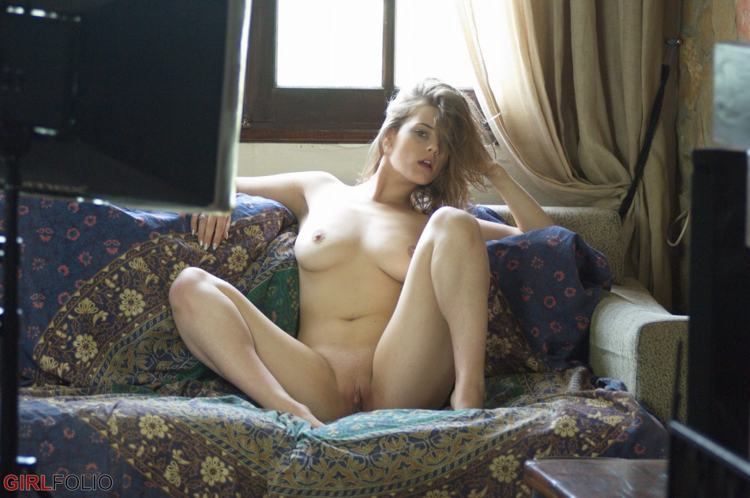 Lottii Rose Candid Nudes for Girlfolio