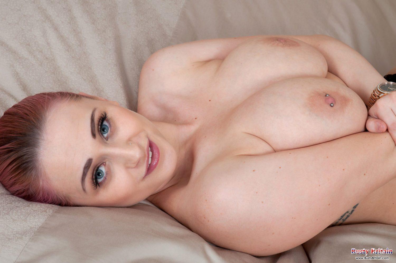 Rachel C Black Lingerie Bedroom for Busty Britain