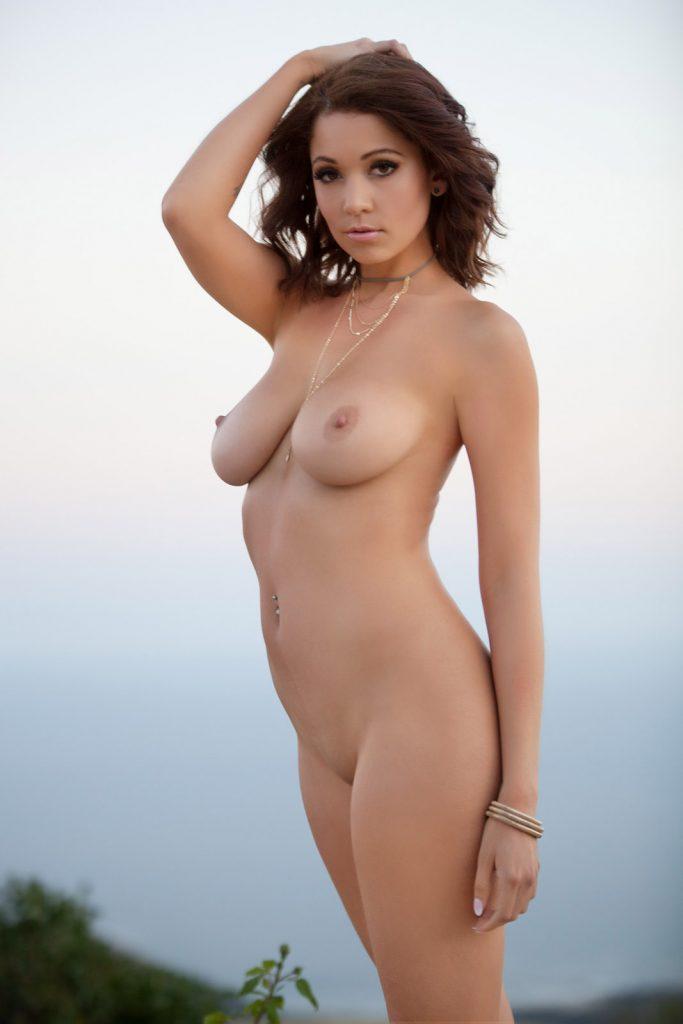 Ali Rose Flawless Figure Playboy