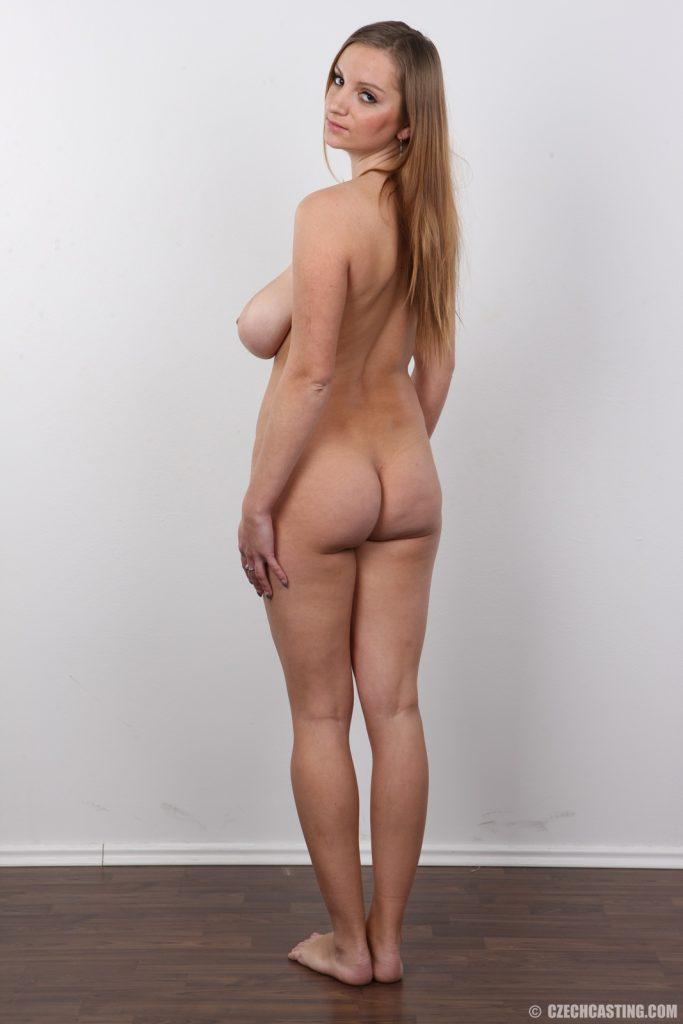 Nude Czech casting models