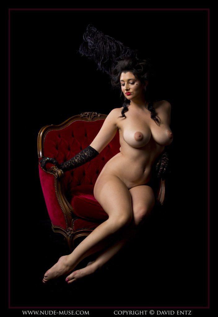 Curvy brunette wants to taste a thick black pole 6