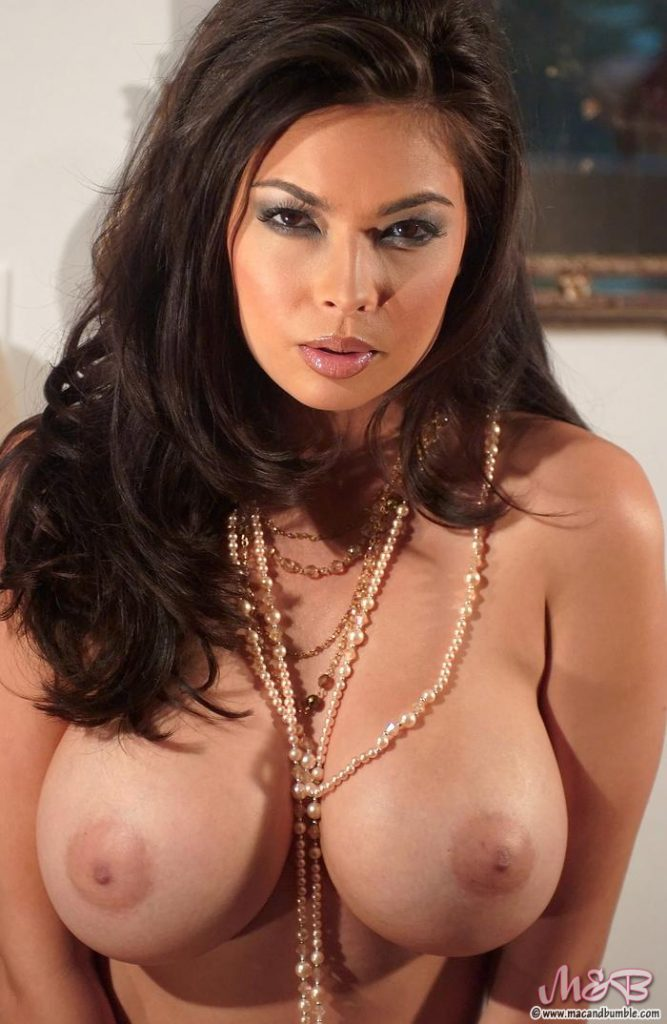 Tera Patrick Pink Panties for Mac and Bumble