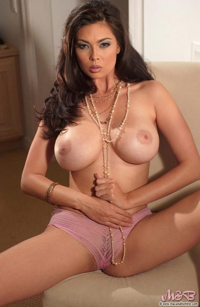 Tera Patrick Pink Panties for Mac and Bumble