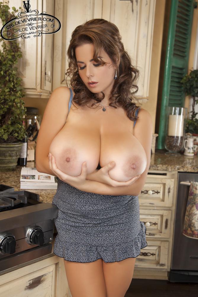 Chloe Vevrier Kitchen Confessions