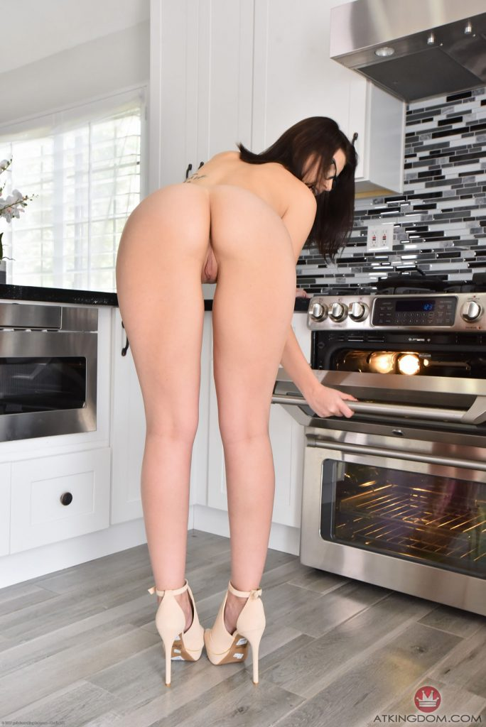 Michele James Curvy Kitchen Encounter AMKingdom