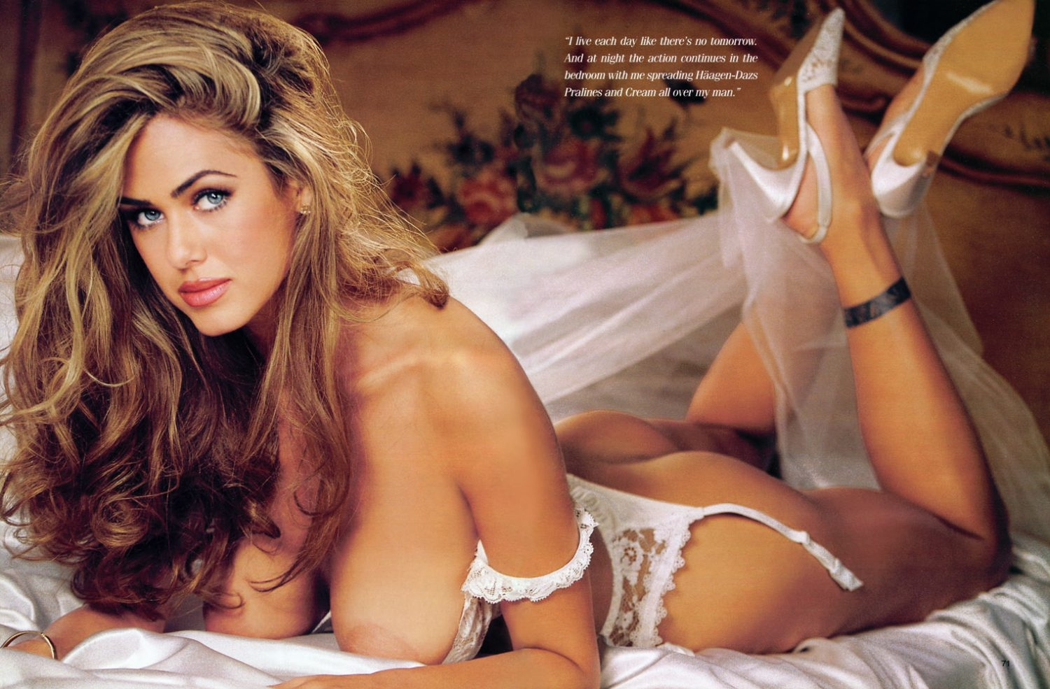 Shauna Sand Miss May Playboy Playmate