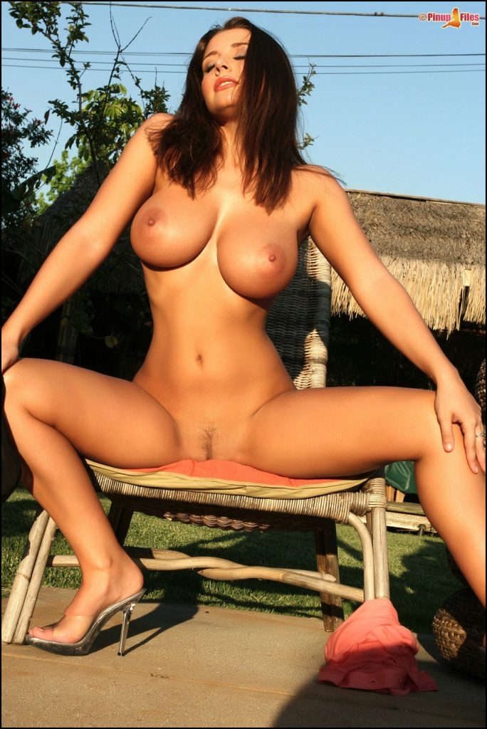 Erica Campbell Nude Pinupfiles