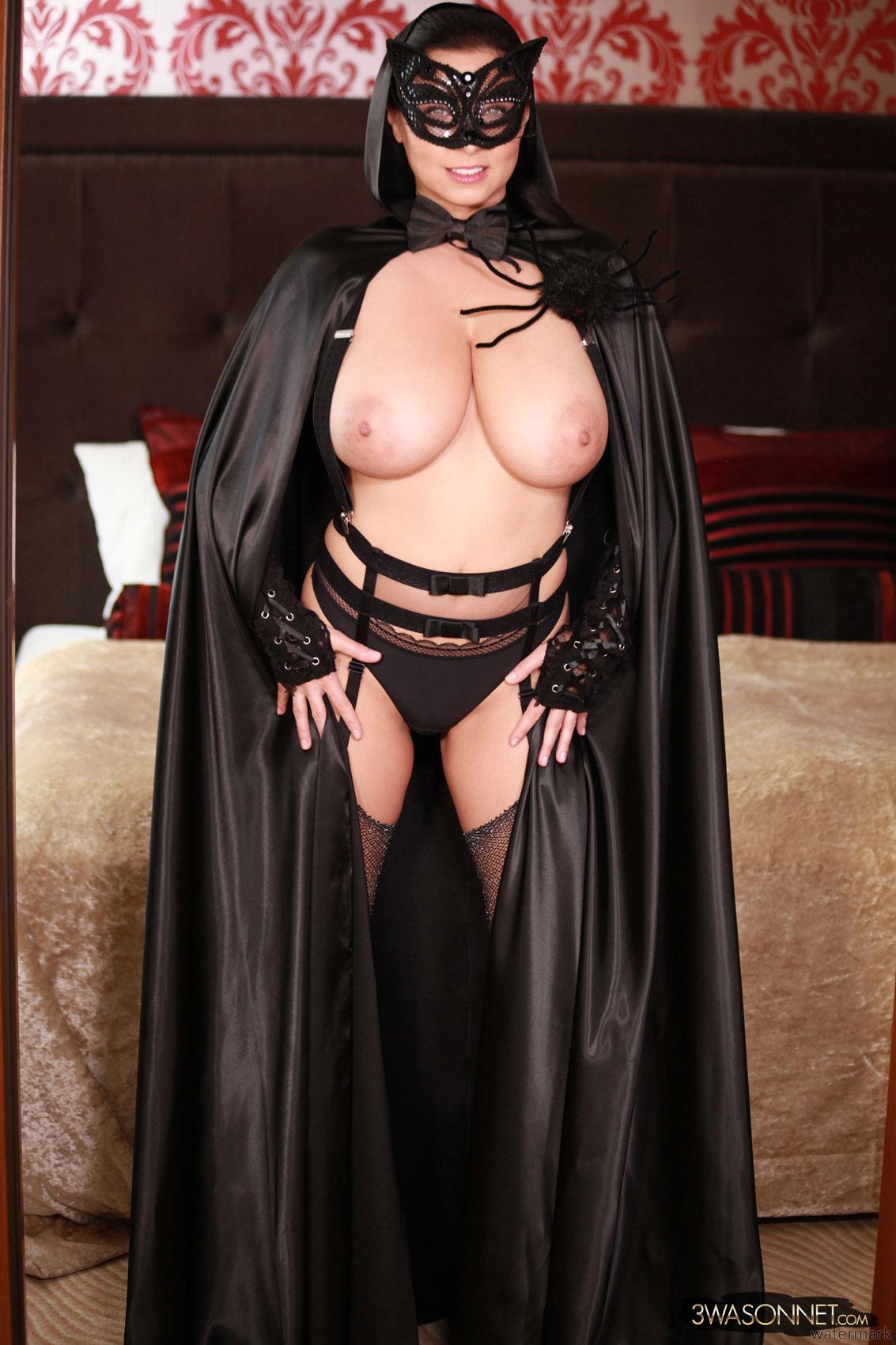 Ewa Sonnet Pussy inside ewa sonnet pussy cat fantasy halloween - curvy erotic