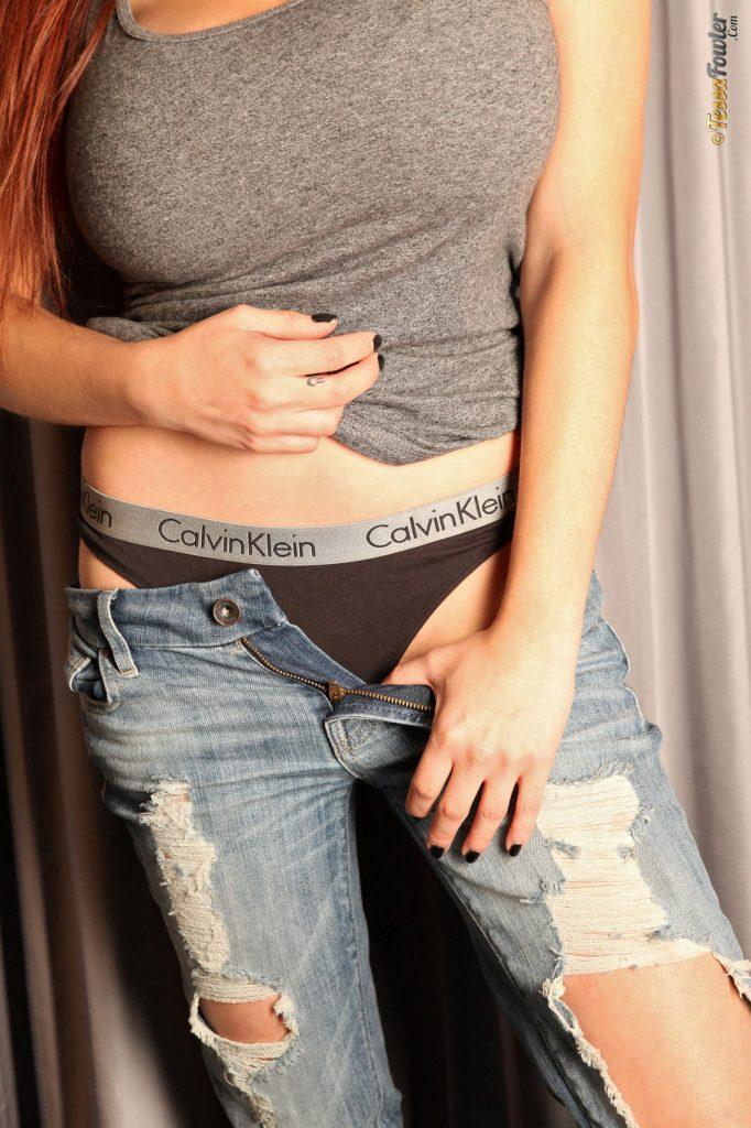 Tessa Fowler My Sexy Underwear