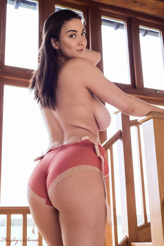 Joey Fisher Staircase Nudes