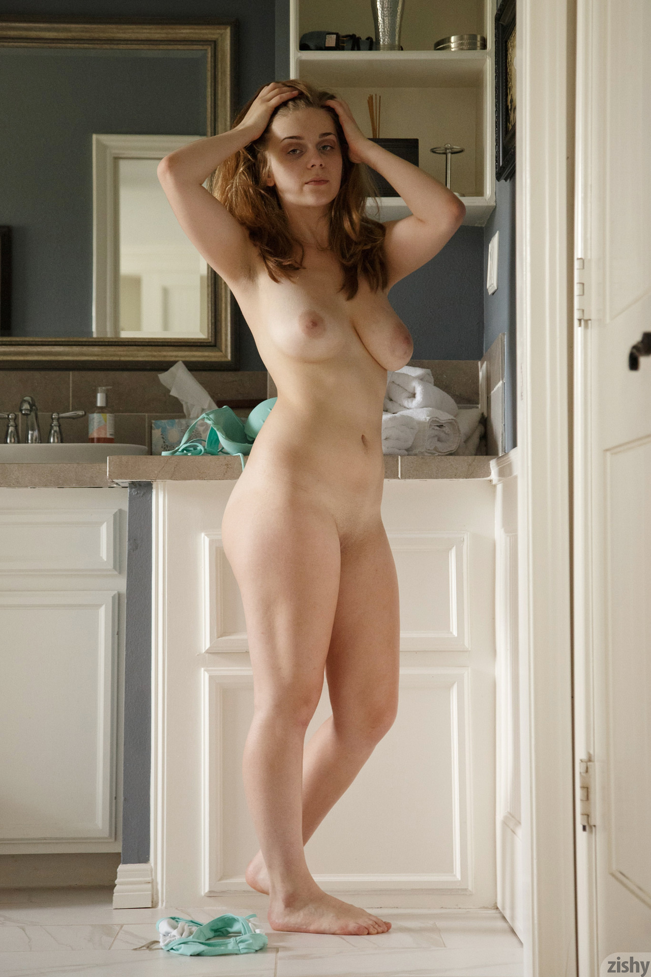 Natalie Austin No Clothes Needed Zishy - Curvy Erotic-4605