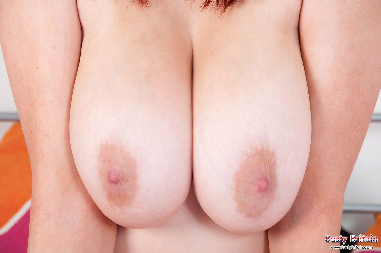 Paige Cute Shy Redhead With Big Boobs Busty Britain