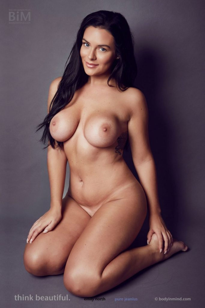 most incredible nude women