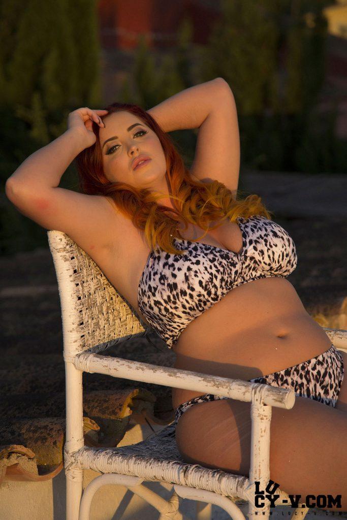 Lucy Vixen Sexy Animal Print Bikini