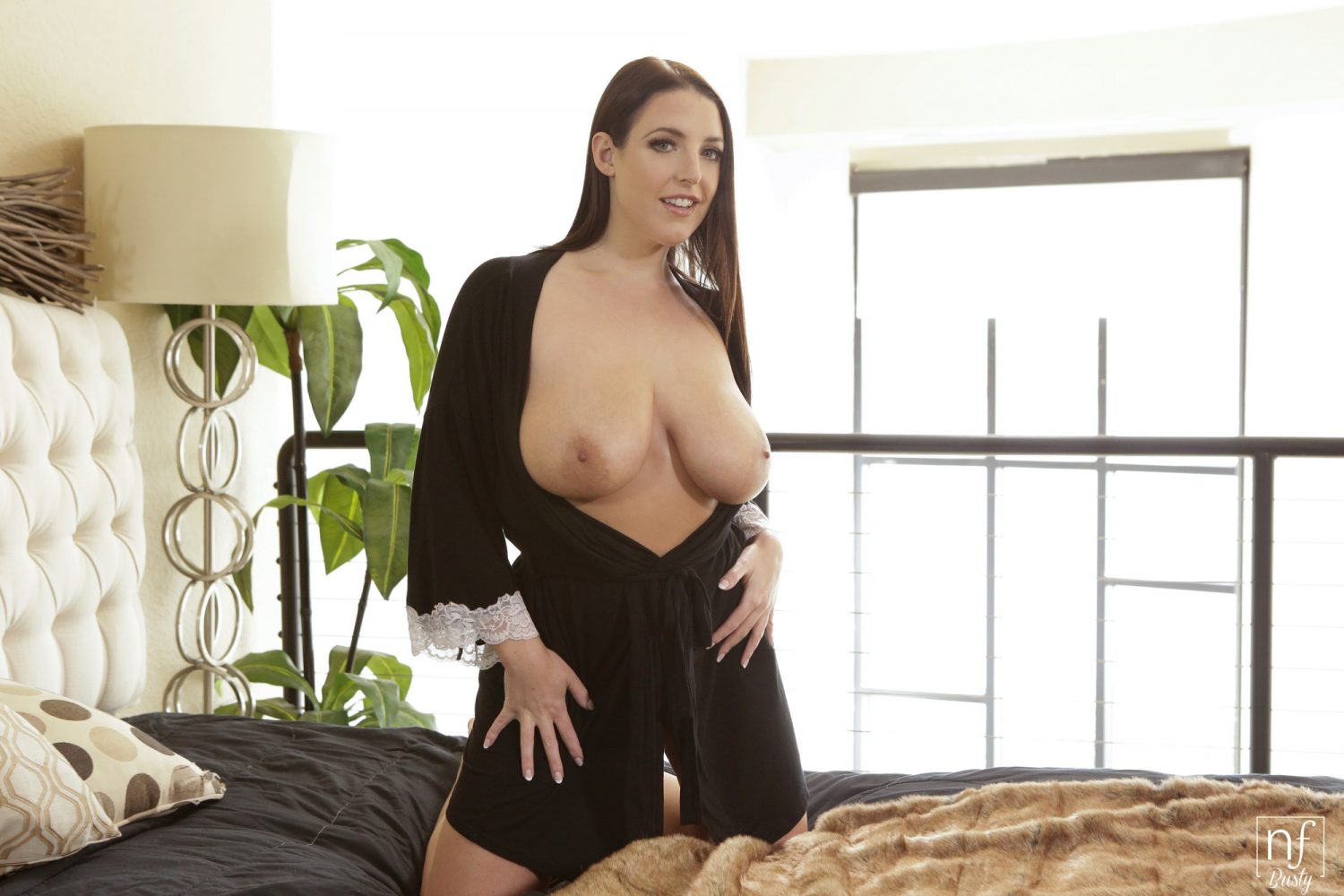 Angela White Bountiful Breasts NF Busty