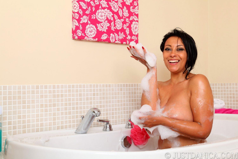 Just Danica Bubble Bath Adventure