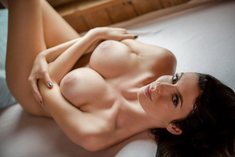 Katey Cuddled Up Playboy