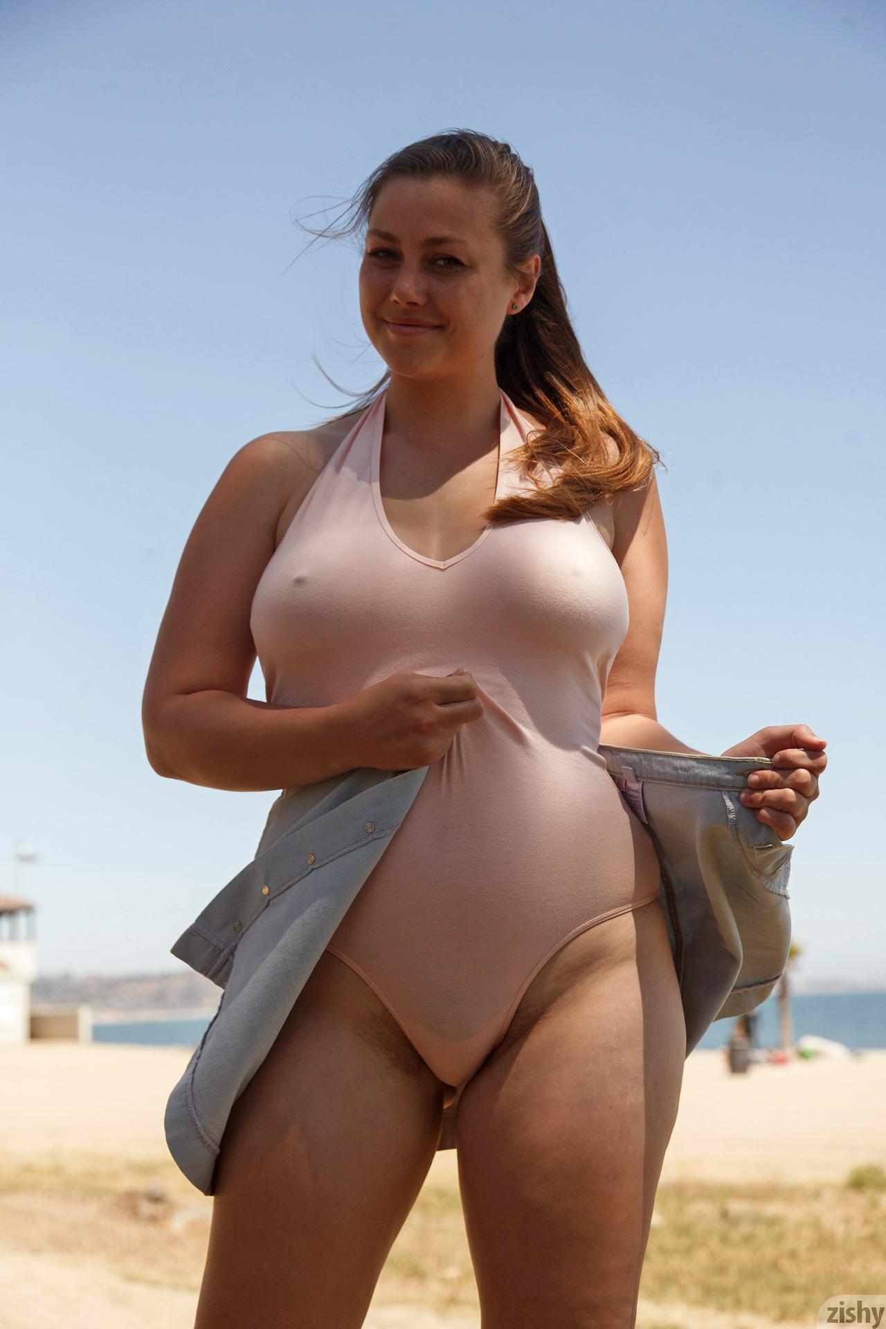 Big Perfect Round Boobs