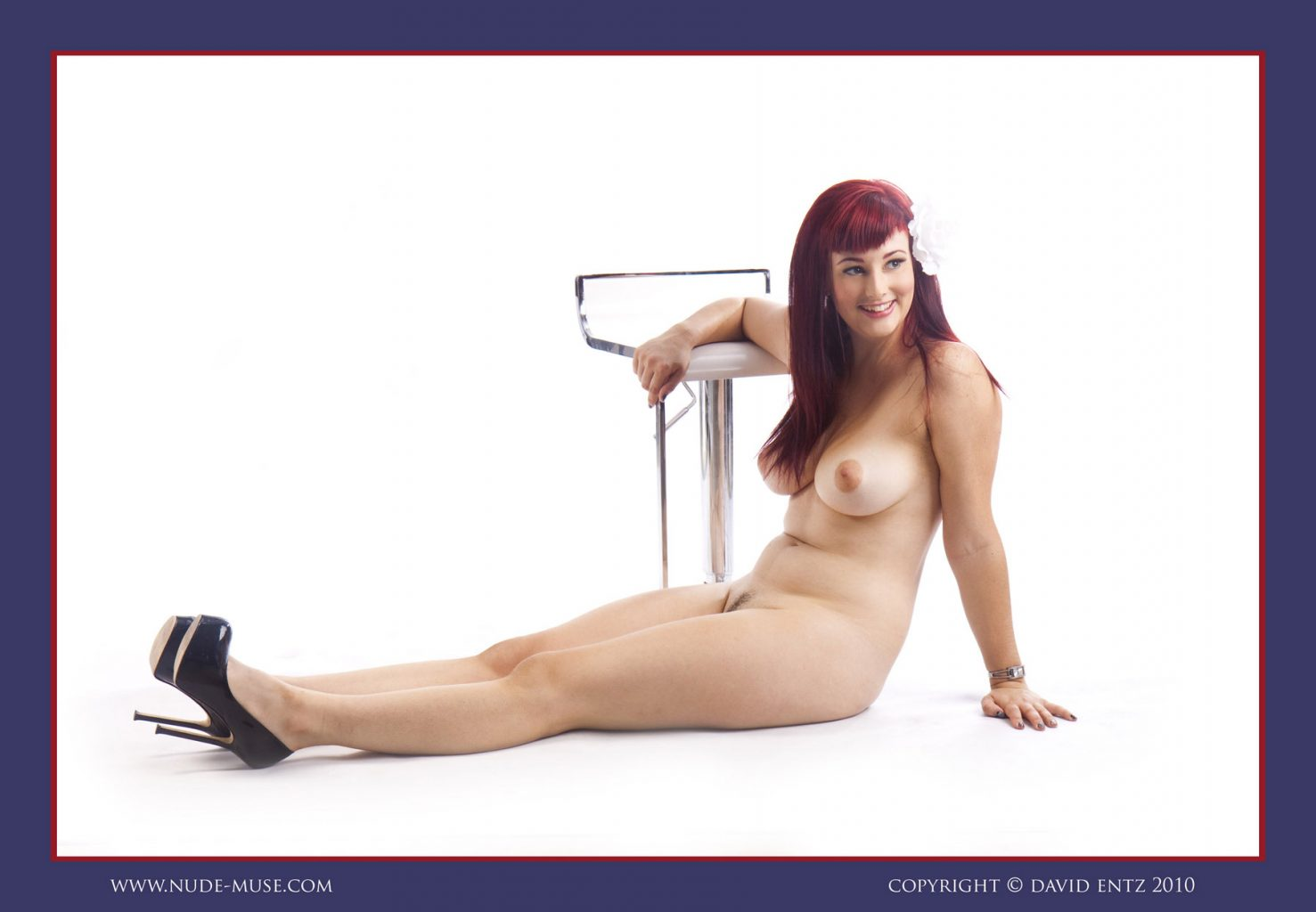 Scarlett Morgan Sailor Girl Nude Muse