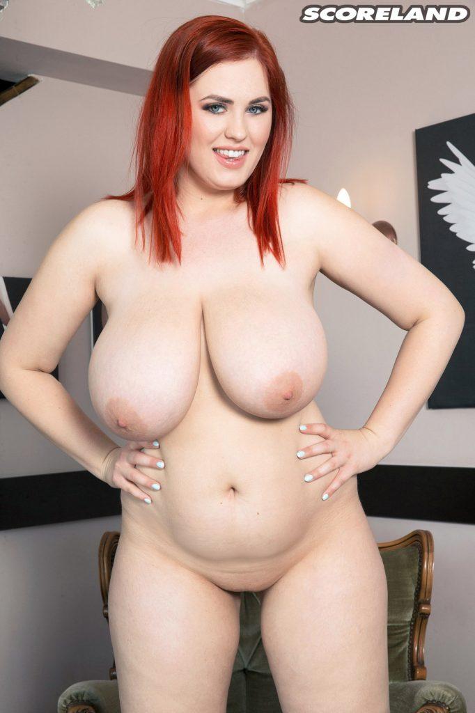 Alexsis Faye Voluptuous Redhead Scoreland
