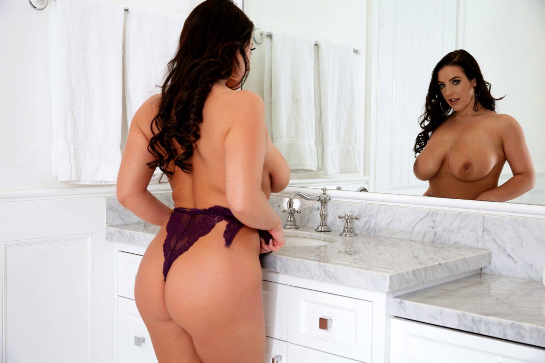 Angela White Magic Mirror Holly Randall