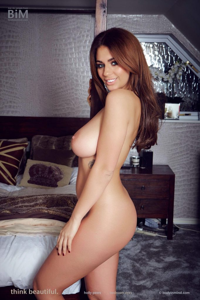 Holly Peers Bedroom Eyes Body In Mind
