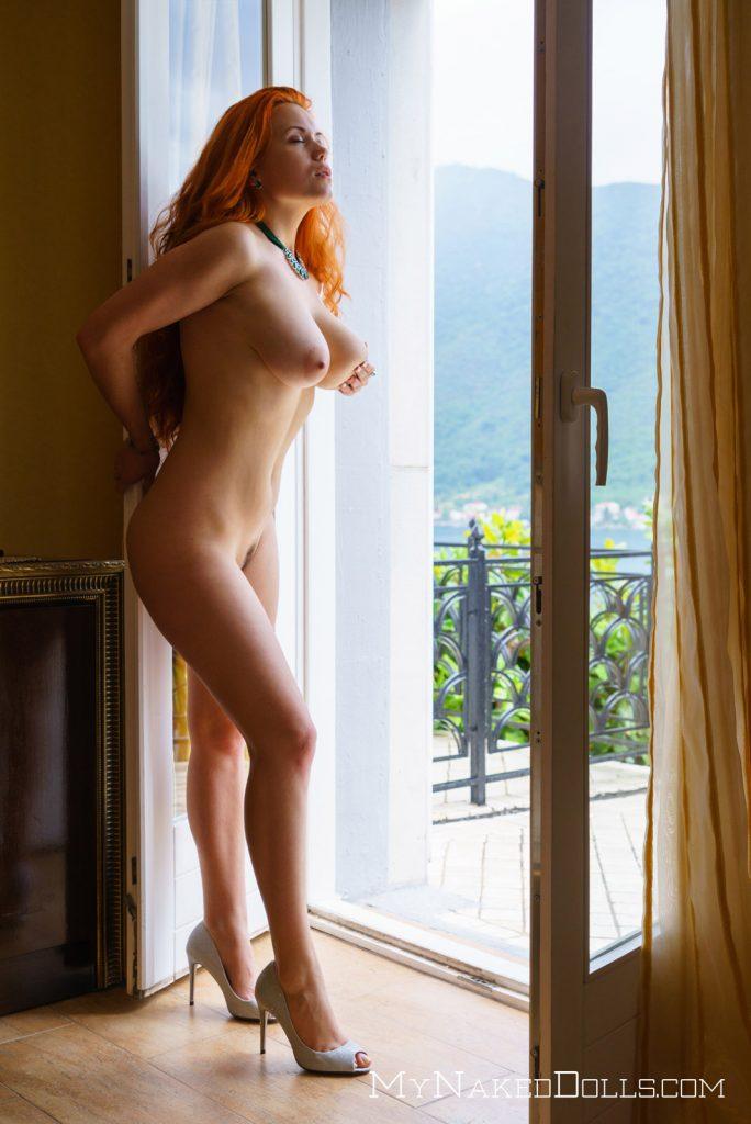 Lillith Von Titz Rainy Day My Naked Dolls