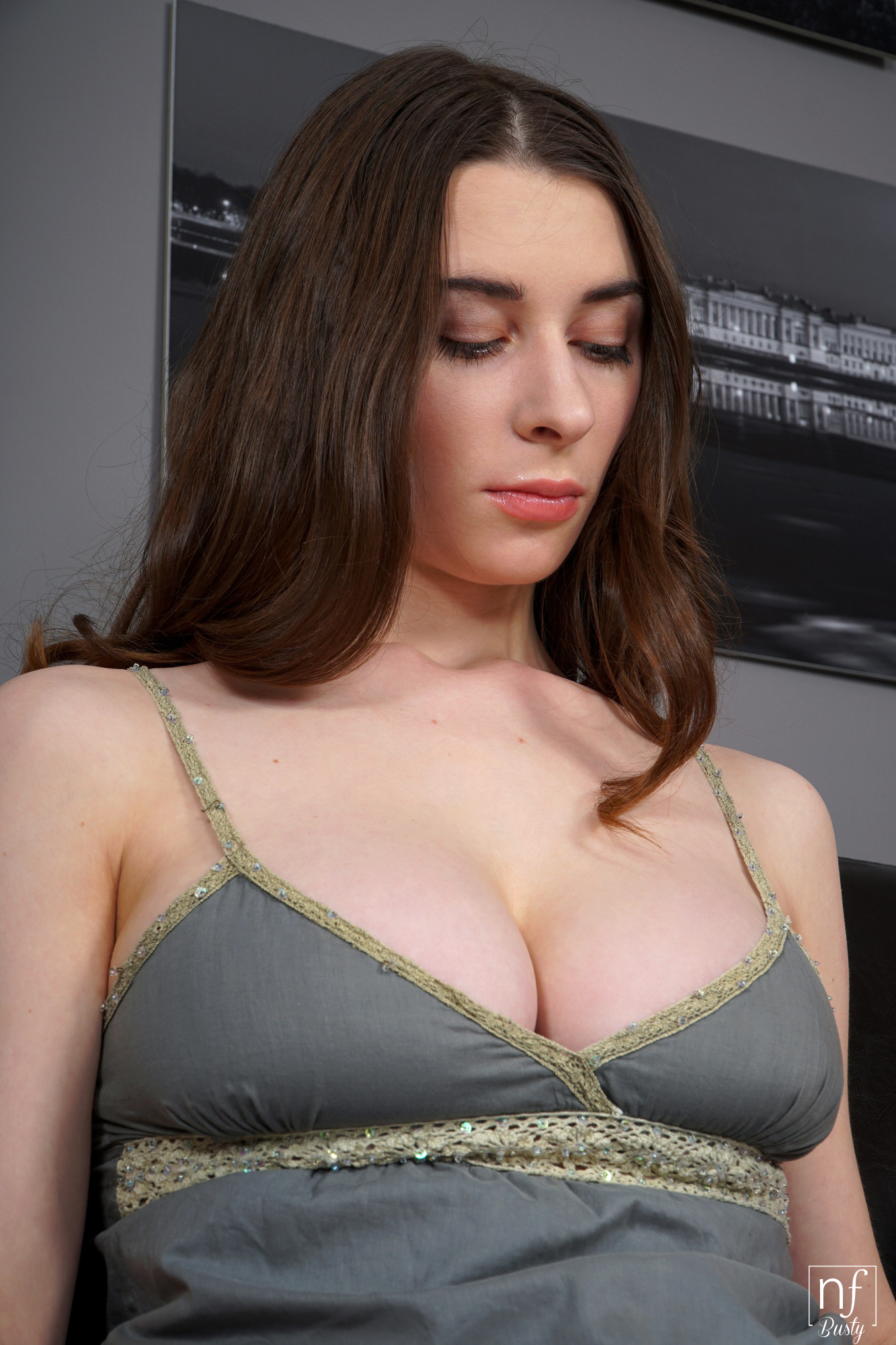Busty Natural First Porn clary full natural tits nf busty - curvy erotic
