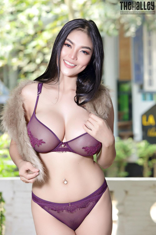 Lesbian big boobs asian