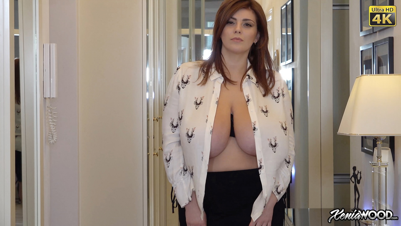 Xenia Wood Breast Slip